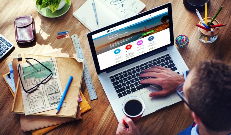 Nuovo sito web WebCreator
