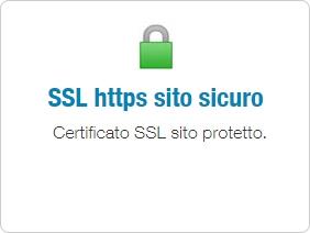 Certificato SSL Moduli