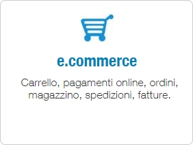 e-commerce Moduli