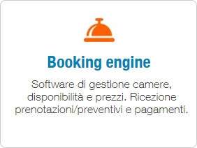 Booking engine Moduli