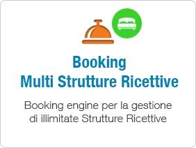 Booking Multi Strutture Ricettive Moduli