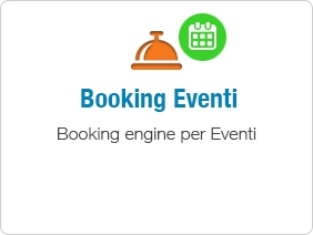 Booking Eventi Moduli